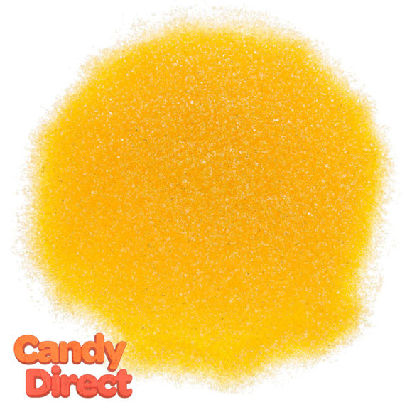 Sanding Sugar Yellow - 8lb Bulk