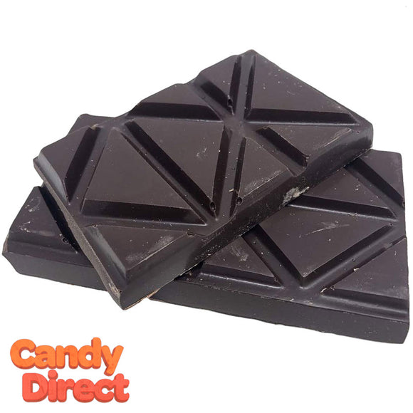 Scored Dark Chocolate Baking Bars - 7lb Bulk