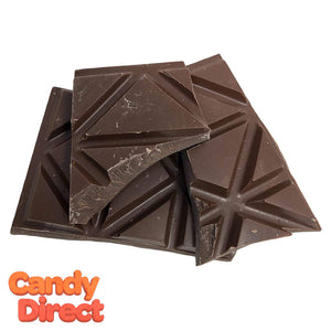 Scored Milk Chocolate Baking Bars - 7lb Bulk