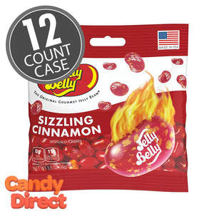 Sizziling Cinnamon Jelly Belly Jelly Beans - 12ct