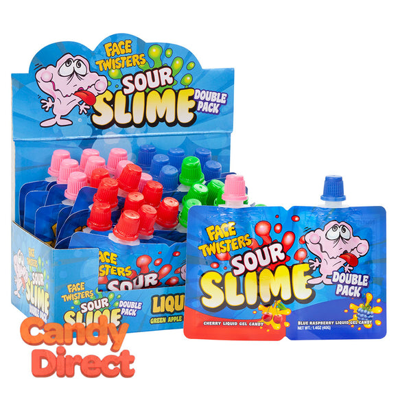 Slime Sour 1.4oz - 18ct