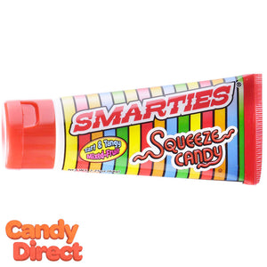 Smarties Squeeze Candy - 12ct