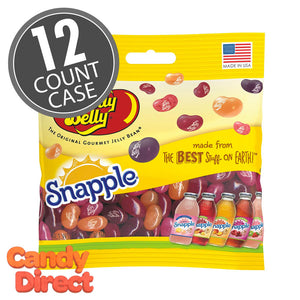 Snapple Jelly Belly Mixed Jelly Beans - 12ct Bags