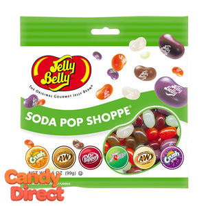 Soda Shoppe Pop Jelly Belly Jelly Beans - 12ct