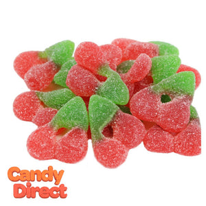 Sour Gummy Twin Cherries - 6.6lb