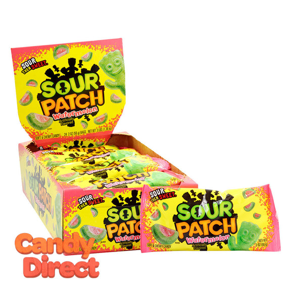 Sour Patch Watermelon - 2oz Bags 24ct