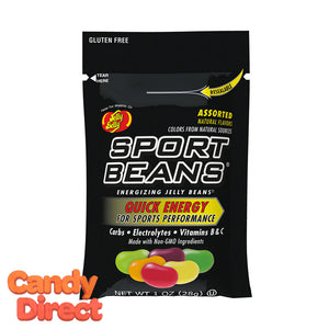 Sports Beans Assorted Jelly Belly - 24ct