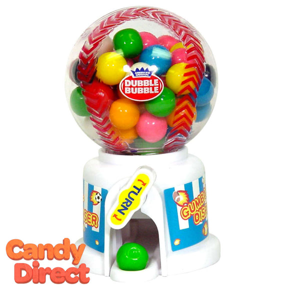 Sports Gumball Dispenser - 12ct
