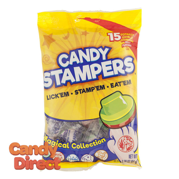 Stampers Candy Magical Collection 2.27oz Peg Bag - 12ct