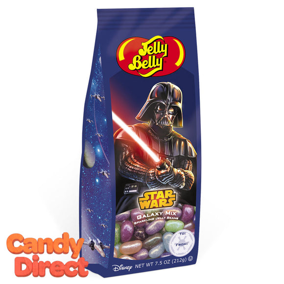 Star Wars Galaxy Jelly Bean Mix Jelly Belly Gift Bag - 12ct