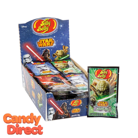 Star Wars Jelly Belly Jelly Bean Bags 1oz - 24ct