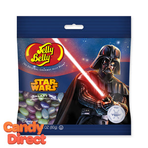 Star Wars Jelly Belly Jelly Bean Bags 2.8oz - 12ct