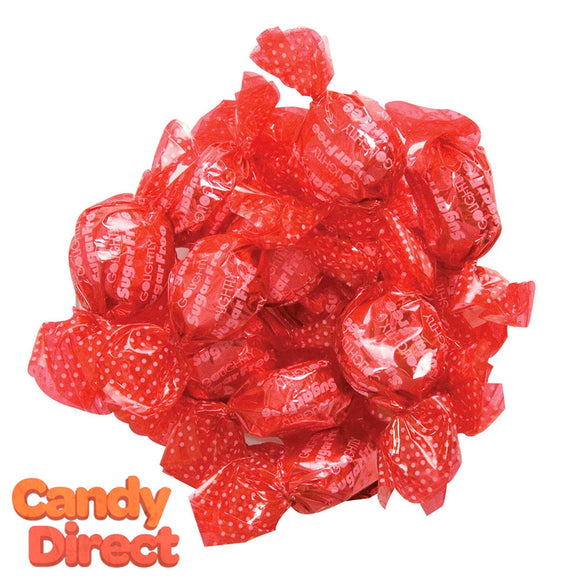 Sugar Free Cherry Hard Candy - 5lb