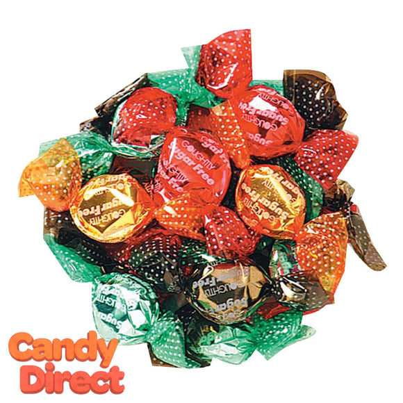 Sugar Free Chocolate Assorted Hard Candy - 5lb
