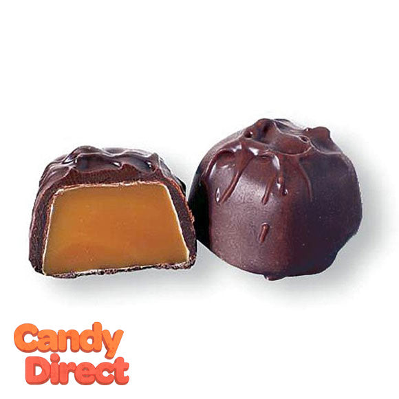 Sugar Free Dark Chocolate Caramels - 6lb