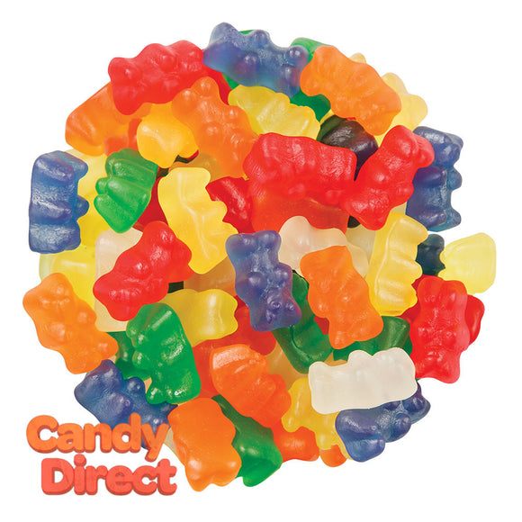 Sugar Free Gummi Bears Wild Fruit - 10lb