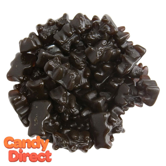Sugar Free Licorice Bears Candy - 2.2lb