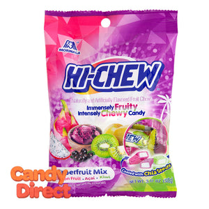 Superfruit Hi Chew 3.17oz Peg Bag - 6ct
