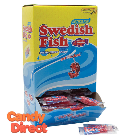 Swedish Red Changemaker Fish 0.21oz - 240ct
