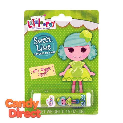 Lalaloopsy Sweet Lime Jelly Balm - 12ct