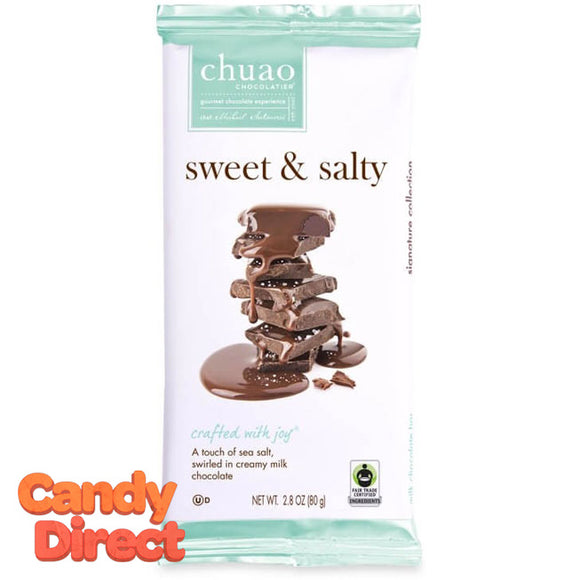 Sweet & Salty Chuao Bars - 12ct