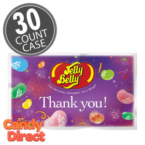 Thank You Jelly Belly Bags - 30ct