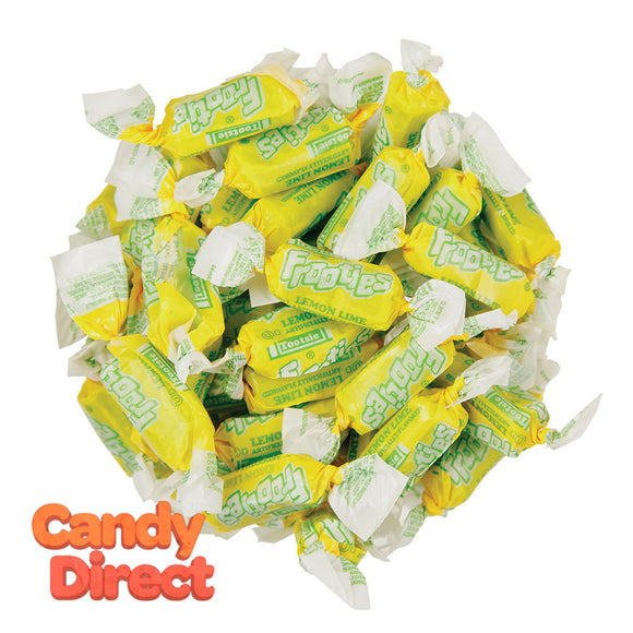 Tootsie Lemon Lime Frooties Roll - 360ct