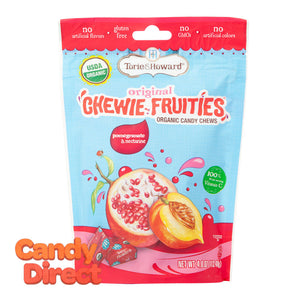 Torie & Howard Chewie Fruities Pomegranate Nectarine 4oz Pouch - 6ct