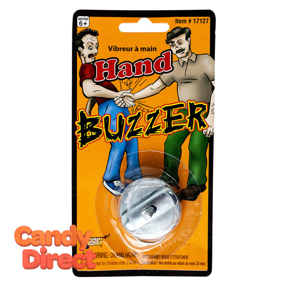 Toy Hand Buzzer - 12lbs