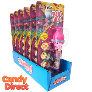 Trolls Lolli Pop-Ups Toys - 6ct