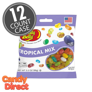 Jelly Belly Beananza 3.5oz Tropical Bags - 12ct