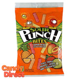 Tropical Sour Punch Bites 5oz - 12ct