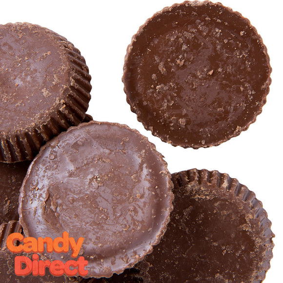 Unwrapped Reese's Peanut Butter Cup Pieces - 5lb Bulk