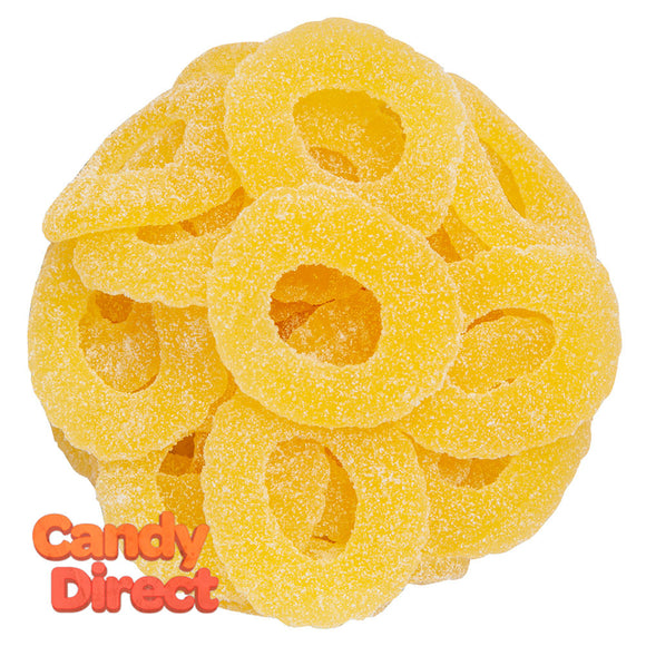 Vidal Pineapple Rings Gummy - 2.2lbs