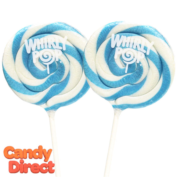 Whirly Pops Blue - 24ct