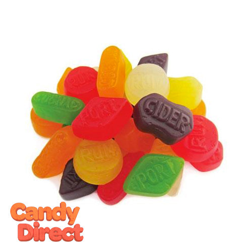 Winegums Candy - 2.2lb Bulk