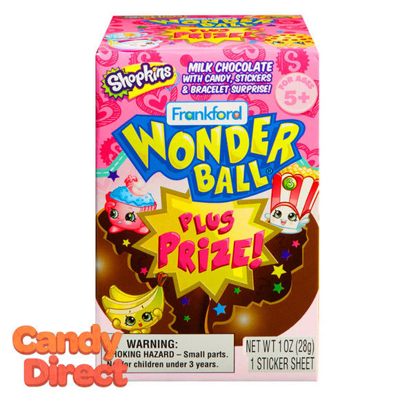 Wonder Ball Shopkins - 10ct