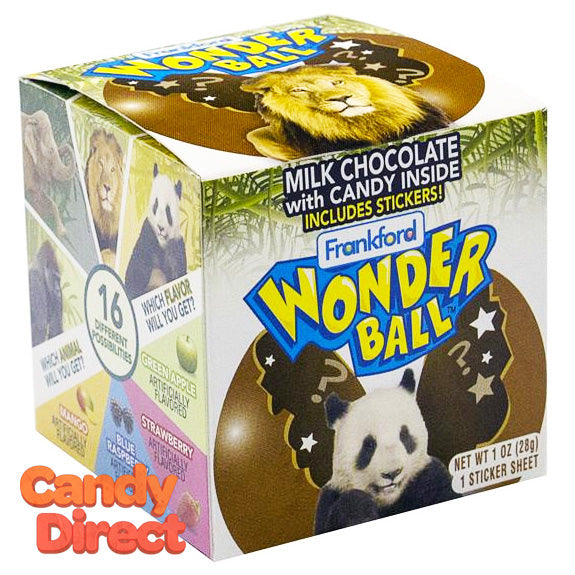 Wonder Balls Animals - 10ct