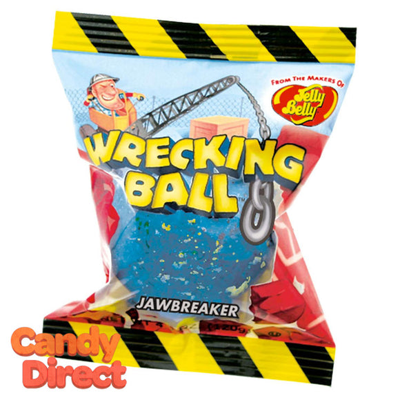 Wrecking Ball Jawbreaker Jelly Belly - 12ct