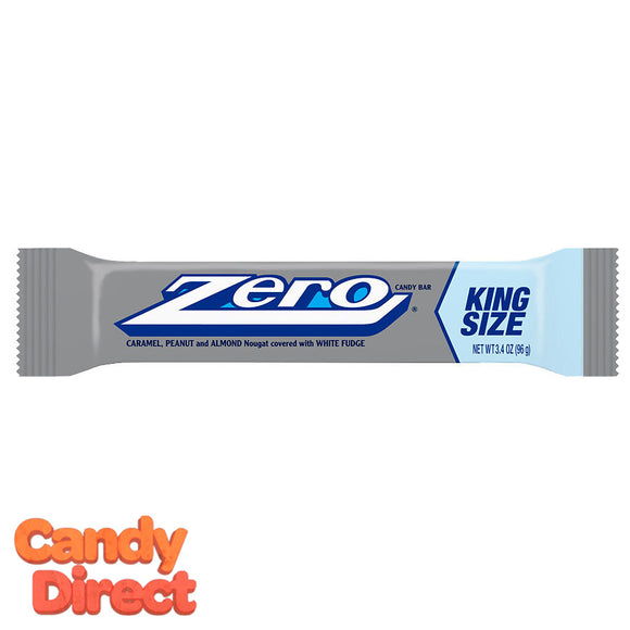King Size Zero Bars - 12ct