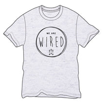 We Are Wired Circle Arrow Short Sleeve Tee