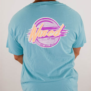 WIRED Electric Logo Tee