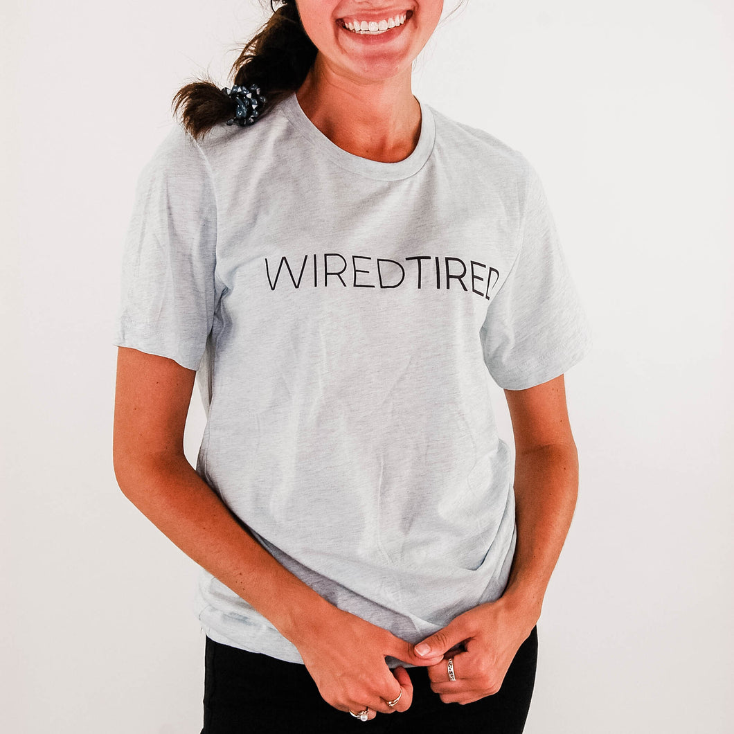WIRED Tired Tee