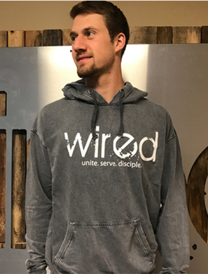 2017 Weathered Hoody