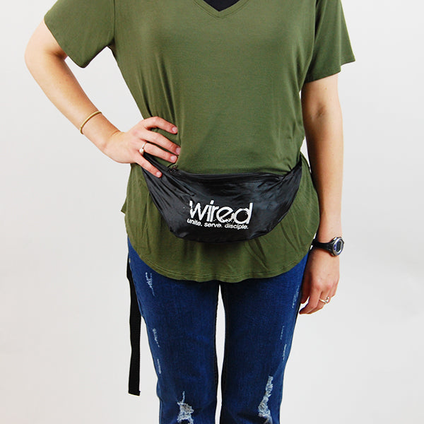 Wired Fanny Pack