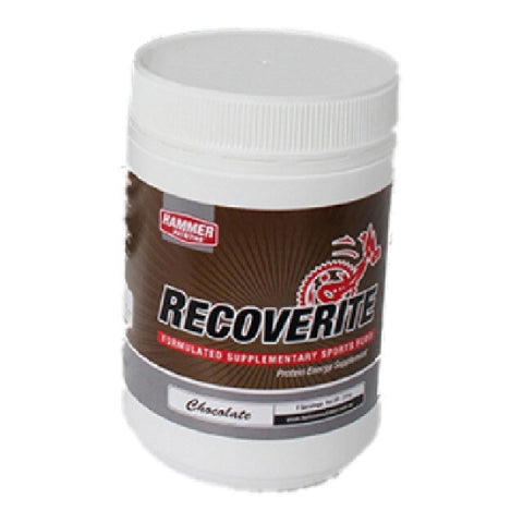 Hammer Nutrition Recoverite - Chocolate - 200 g Tub