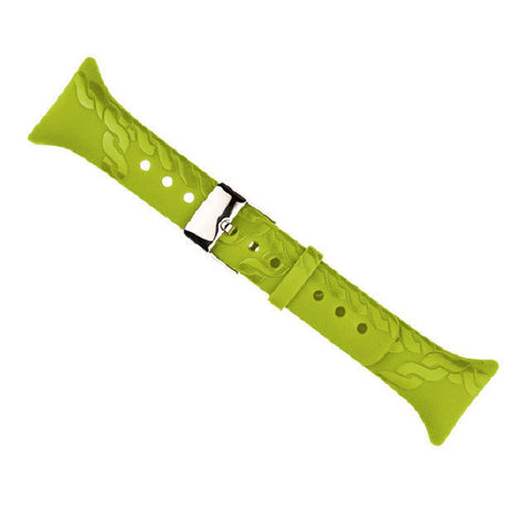Suunto M2 - Lime Rope Pattern Female Band