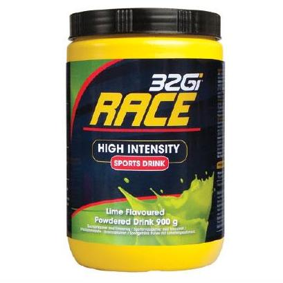 32Gi Endure Race Drink - Lime - 900 g Tub