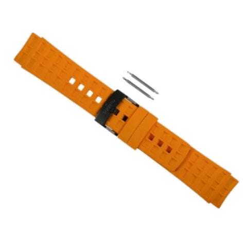Suunto Elementum Terra - Amber Rubber Replacement Band