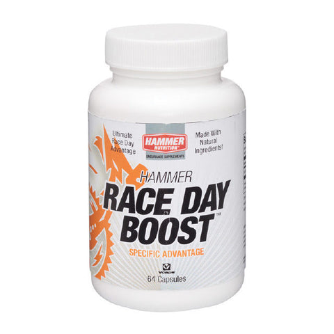 Hammer Nutrition Race Day Boost - 64 Capsules